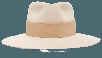 Carter Wool Fedora Hat by Janessa Leone   Moda Operandi