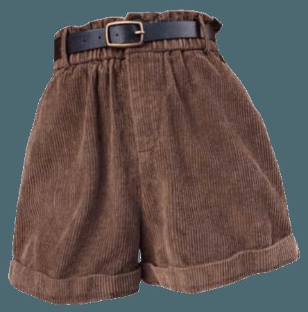 Shorts, Brown