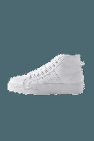 adidas Nizza Mid Platform Sneaker   Urban Outfitters