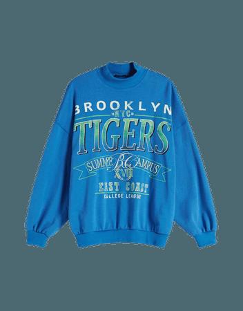 Oversize Legend sweatshirt - Sweatshirts and hoodies - Woman | Bershka