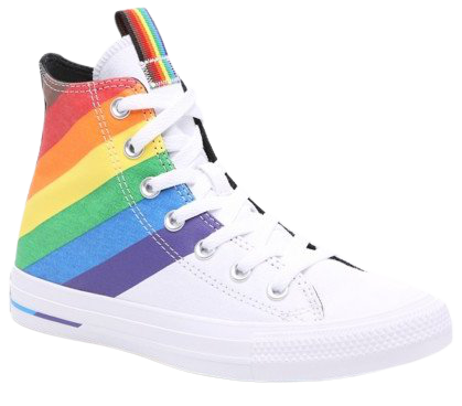Chuck Taylor All Star Pride High-Top Sneaker