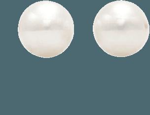 Ziegfeld Collection: Pearl Earrings