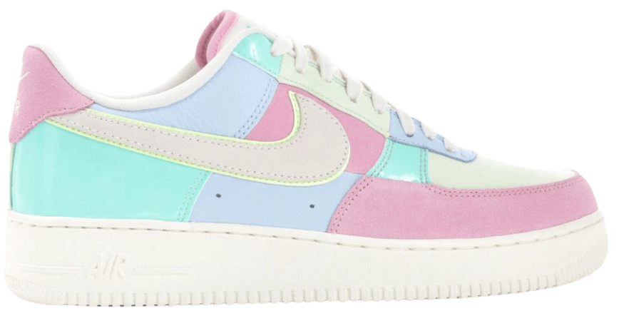 Air Force 1 Easter Egg 2018