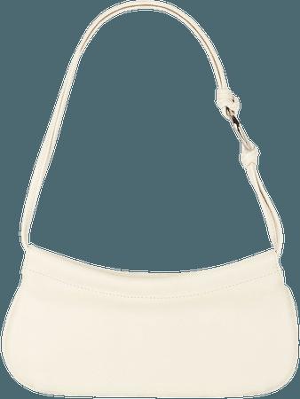 STAUD Tate Leather Shoulder Bag   INTERMIX®