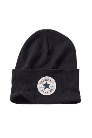 Converse Tall Chuck Taylor Patch Beanie | Urban Outfitters