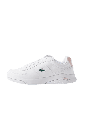 Lacoste Game Advance Leather Sneaker | Urban Outfitters