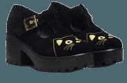 FUJI Cat Face Shoes | Koi