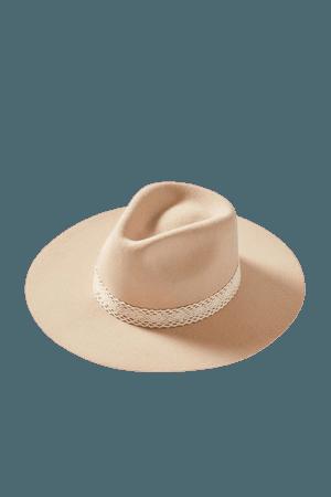 Ribbon Felt Panama Hat | Urban Outfitters