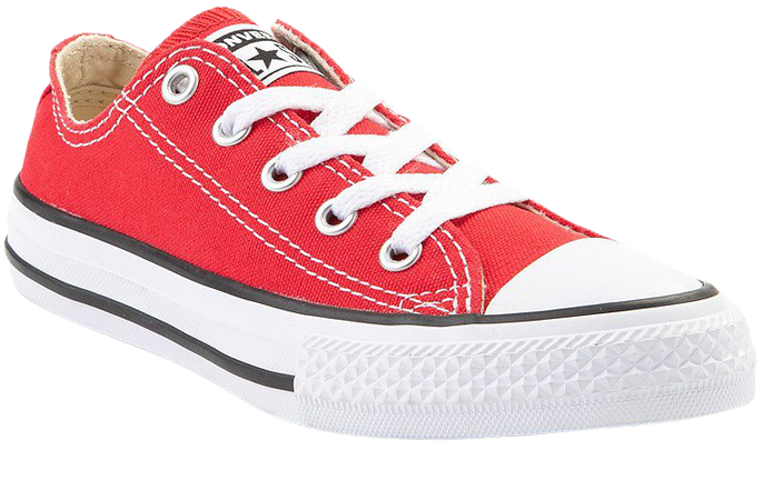 Converse Chuck Taylor All Star Lo Sneaker - Little Kid - Red   Journeys