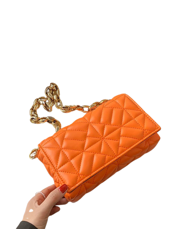Quilted Flap Chain Shoulder Bag | SHEIN USA