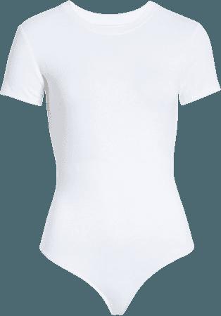 Katie Short Sleeve Bodysuit
