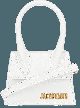 white jacquemus bag - Google Search