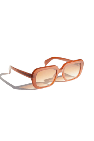 Chimi Voyage Rectangle Sunglasses | Urban Outfitters