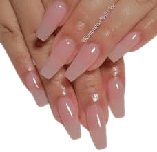 light pink nails - Google Search