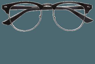 Icu Eyewear Screen Vision Blue Light Filtering Glasses - Retro Black : Target