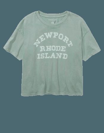 AE Newport Graphic T-Shirt