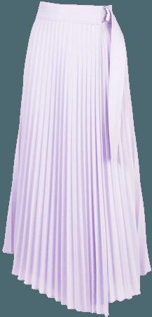 A.L.C. Pleated Asymmetric Skirt - Farfetch