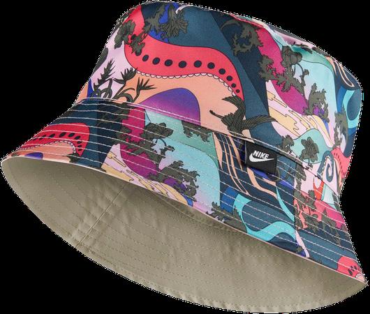 Sportswear Icon Clash Reversible Bucket Hat