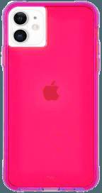 hot pink iPhone 11