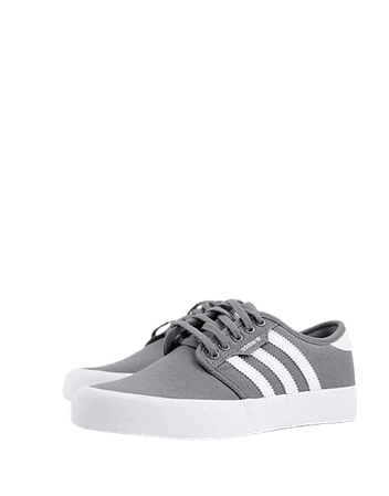 adidas Originals Sleely sneakers in gray and white | ASOS