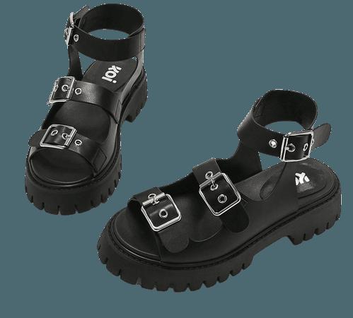 Trantor Gladiator Sandals | Koi