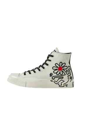 Converse X Keith Haring Chuck Taylor All Star High Top Sneaker | Urban Outfitters