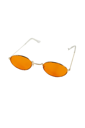 Vintage Sunset Round Sunglasses | Urban Outfitters