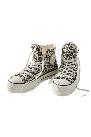 Converse Chuck Taylor All Star Canvas Platform High Top Sneaker | Urban Outfitters