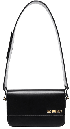 Shop Jacquemus Le Carinu leather shoulder bag with Express Delivery - FARFETCH