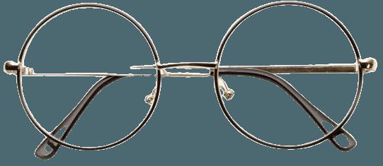 Brown Glasses