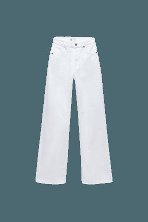 WIDE LEG JEANS | ZARA United States