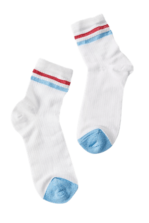 Hysteria By Happy Socks Ines Crew Sock | Urban Outfitters