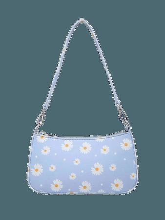 Daisy Baguette Bag | SHEIN USA