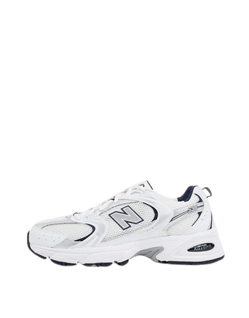 New Balance 530 trainers in white | ASOS