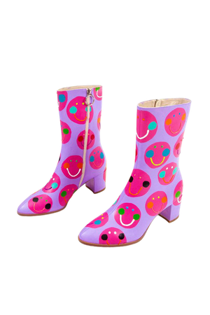 Zig Zag 2 Many Feelings Boots   Urban Outfitters