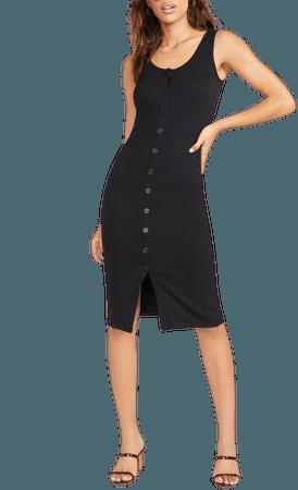 BB Dakota x Steve Madden Vision of Love Midi Dress | Nordstrom
