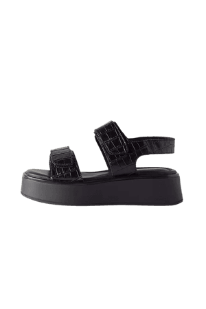 Vagabond Shoemakers Courtney Strappy Platform Sandal   Urban Outfitters