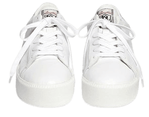 SNEAKERS PNG SHOES WHITE