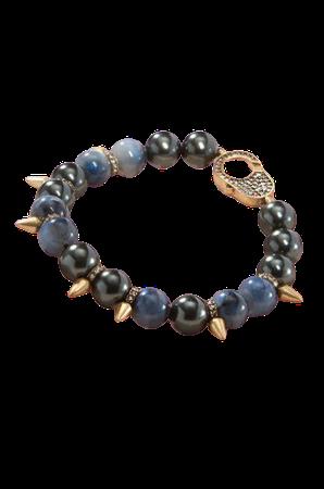 Stella & Dot Renegade Beaded Stretch Bracelet