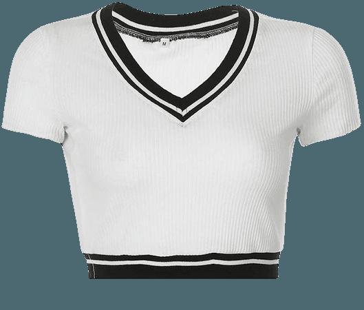 High School Crush Ribbed Top | BOOGZEL APPAREL – Boogzel Apparel