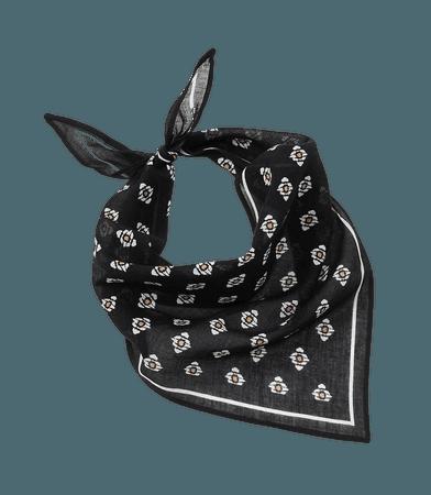 Mosaic Triangle Bandana | LOFT