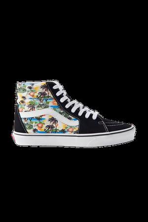 Vans Sk8-Hi Aloha Sneaker | Urban Outfitters