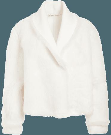 Jacks Reversible Shearling Coat