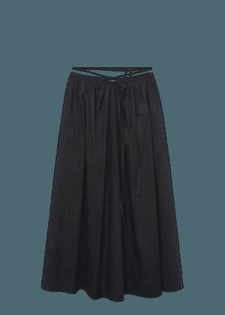 Cotton flared skirt - Women | Mango USA