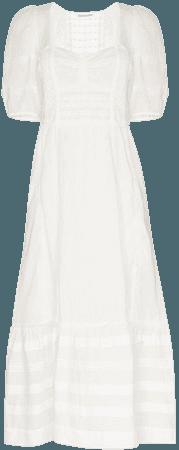 Reformation Norwich Midi Dress - Farfetch