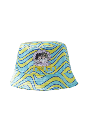 Fiorucci Wave Bucket Hat | Urban Outfitters