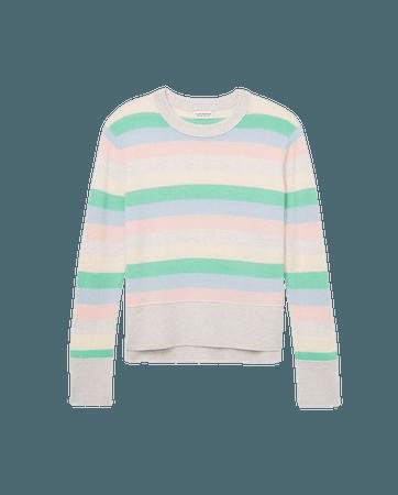 Everywear Cashmere Crewneck Sweater