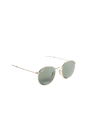 Ray-Ban Round Metal Classic Sunglasses | Urban Outfitters