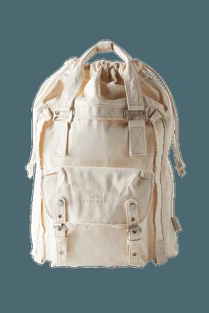Doughnut Macaroon Organic Cotton Series Drawstring Backpack   Urban Outfitters