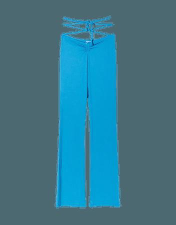 Flared pants - Pants - Woman | Bershka